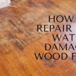 How To Repair Your Water Damaged Wood Floor
